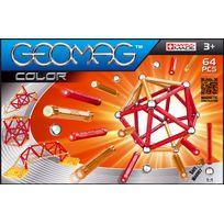 GEOMAG - Coffret Color - 64 pièces - 6808