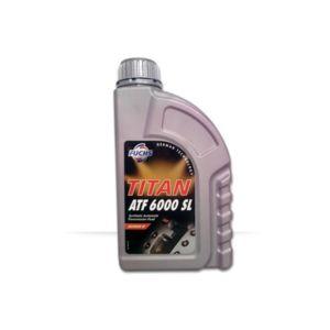 fuchs huile pour transmission automatiques titan atf6000 sl 1l achat vente huile de boite de. Black Bedroom Furniture Sets. Home Design Ideas
