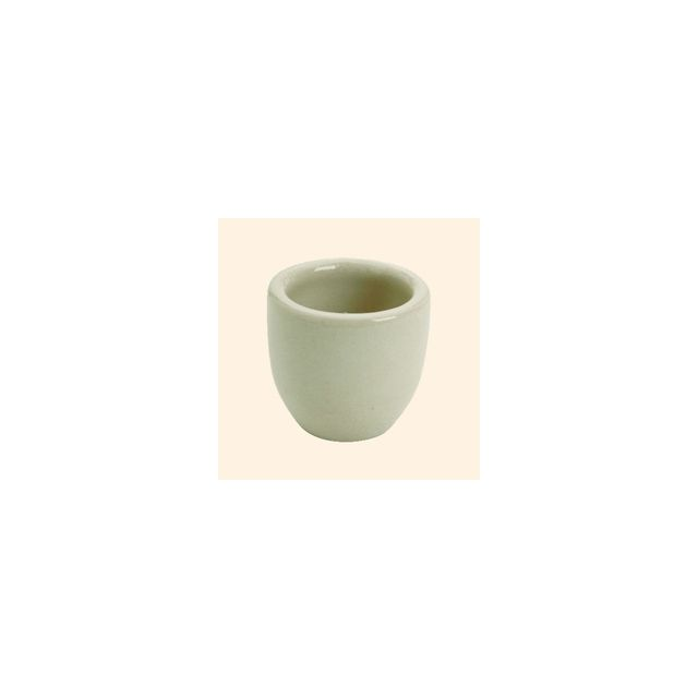 Digoin Ceramique - Godet à Escargot 3 Cm Blanc
