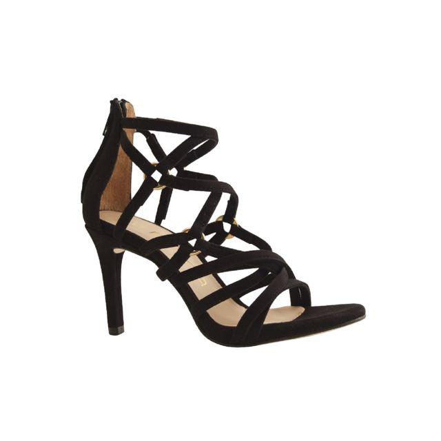 bas prix db6ae e6846 wataje-sandale Salome-noir