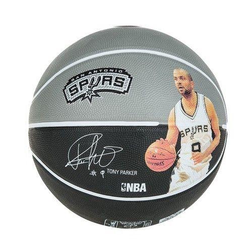 66fb173efa94e Spalding - Nba Player Tony Parker T5 Multicolore Ballons Basketball - pas  cher Achat / Vente Ballons basket - RueDuCommerce