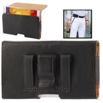 b8298bfec31 Wewoo - Housse Étui noir pour Samsung Galaxy Note Iii   N9000   N7100 Etui  en