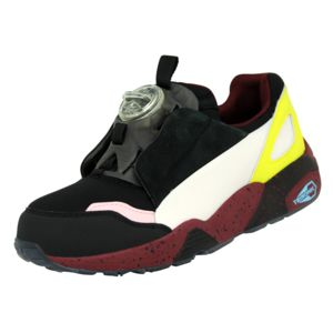 Puma MCQ DISC Chaussures Mode Sneakers Femme Noir J2mw8DNiO
