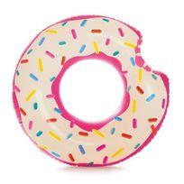 Intex - Bouée Tube Donuts 107cm - Jeux de Piscine
