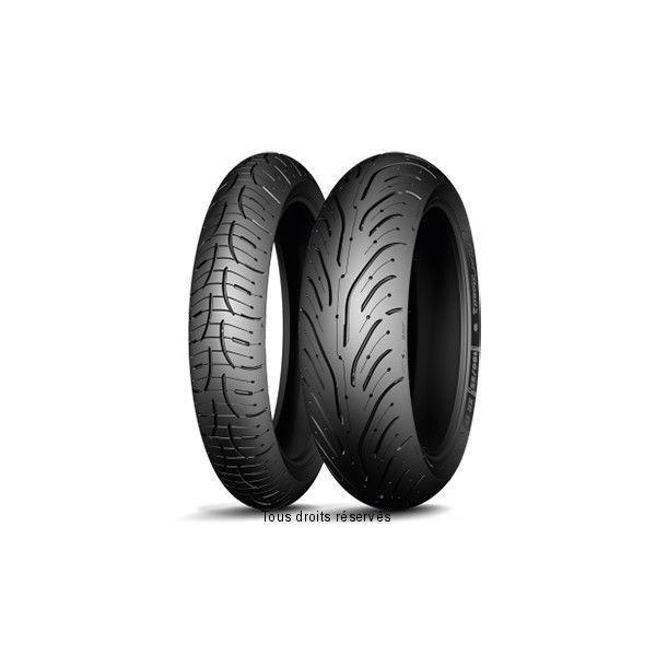 michelin pneu 180 55 17 tl ar 73w pilot road 4 achat vente pneus motos pas chers. Black Bedroom Furniture Sets. Home Design Ideas