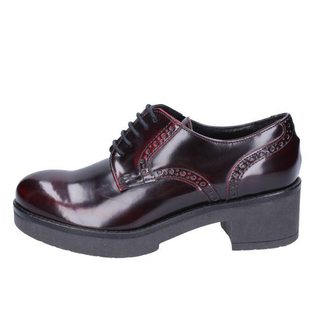 Geste chaussures de ville Femme
