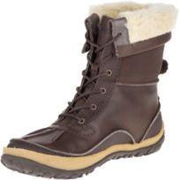 Merrell - Tremblant Mid Polar Wp - Chaussures Femme - marron