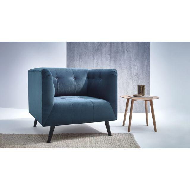 bobochic paris fauteuil bleu canard - Fauteuil Bleu Canard Pas Cher
