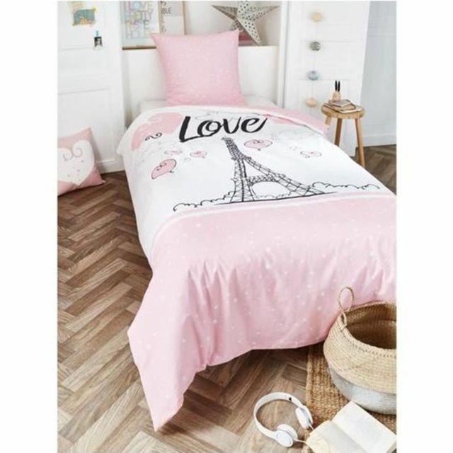 housse couette en 140x200cm. Black Bedroom Furniture Sets. Home Design Ideas