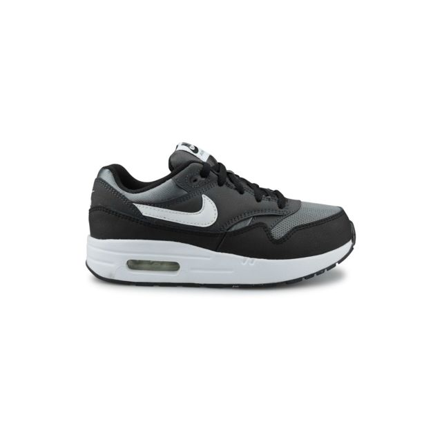 Nike Air Max Max Max 1 Homme Noir pas cher Achat / Vente Baskets Homme 528a65