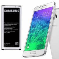 Samsung - Batterie d'originie pour Galaxy Alpha Eb-g850BBE