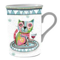 Allen Designs - Tasse céramique Le Chat By Allen