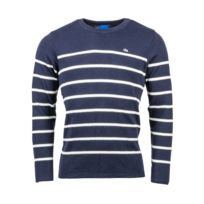 TBS MARINPUL pas cher Achat Vente Pull homme