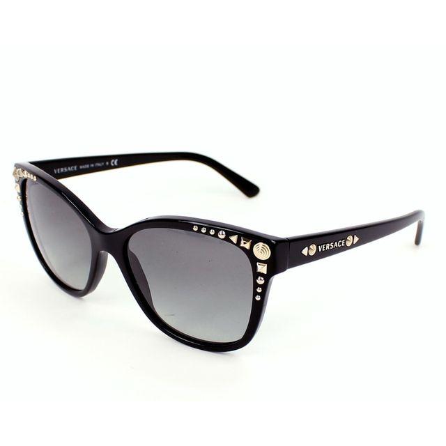 pas cher 4270 Lunettes Gb111 Achat Noir soleil de Ve Versace 0S18qaw