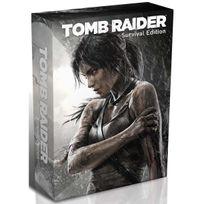 Square Enix - Tomb Raider Survival de Luxe pour Xbox 360