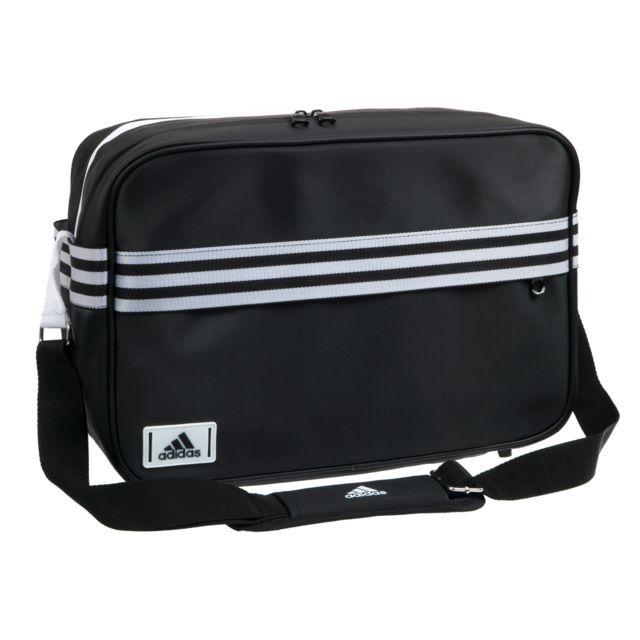 Bag Enamel Besace Noir Adidas 54857 Tout Pas Sac M Fourre VqUGzpSM