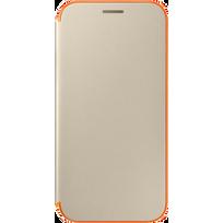 Samsung - Neon Flip Cover Galaxy A5 2017 - Or