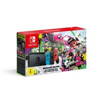 NINTENDO - Pack console Switch + jeu Splatoon 2 à télécharger