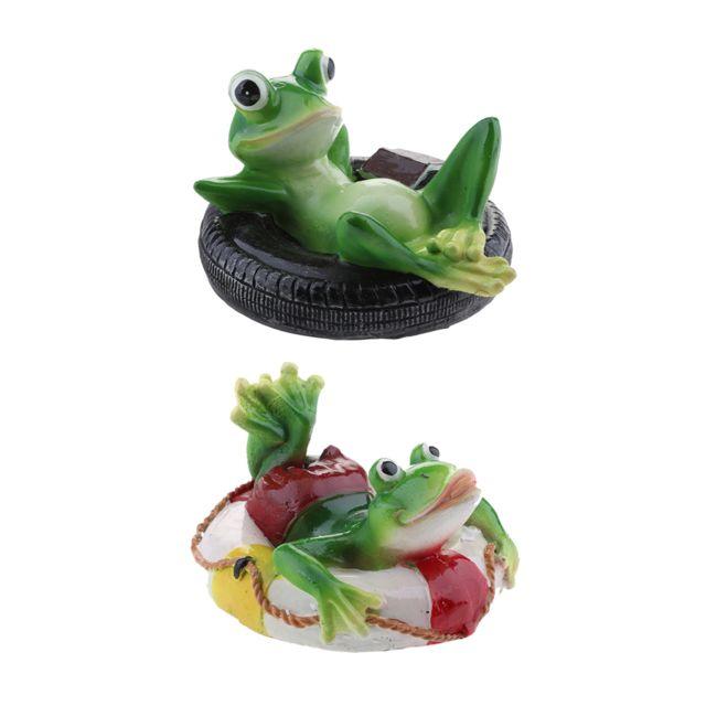 Jouet de grenouille flottant Animaux