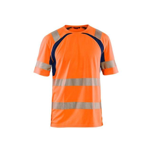 Blaklader T-shirt haute visibilité anti-UV