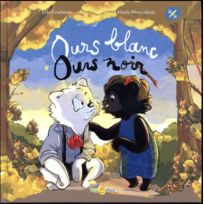 Recrealire - Ours blanc ours noir
