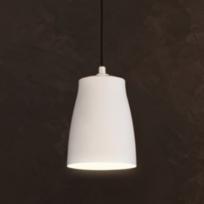 Astro - Suspension abat-jour Atelier 200 D20 cm - Blanc
