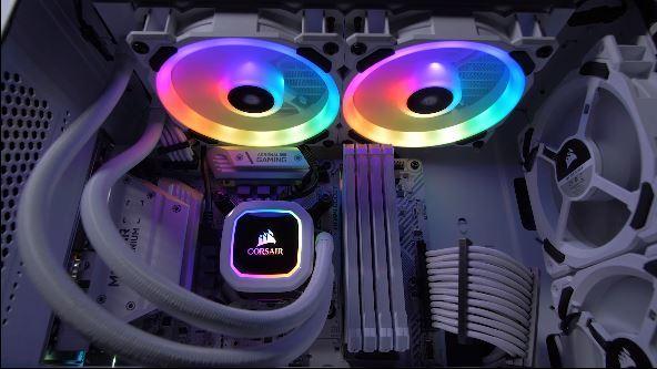 Hydro Series H100i Platinum SE - RGB - 240 mm