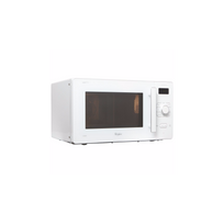 Whirlpool - Micro-ondes - 25L - 2050 W - Pose libre - Blanc