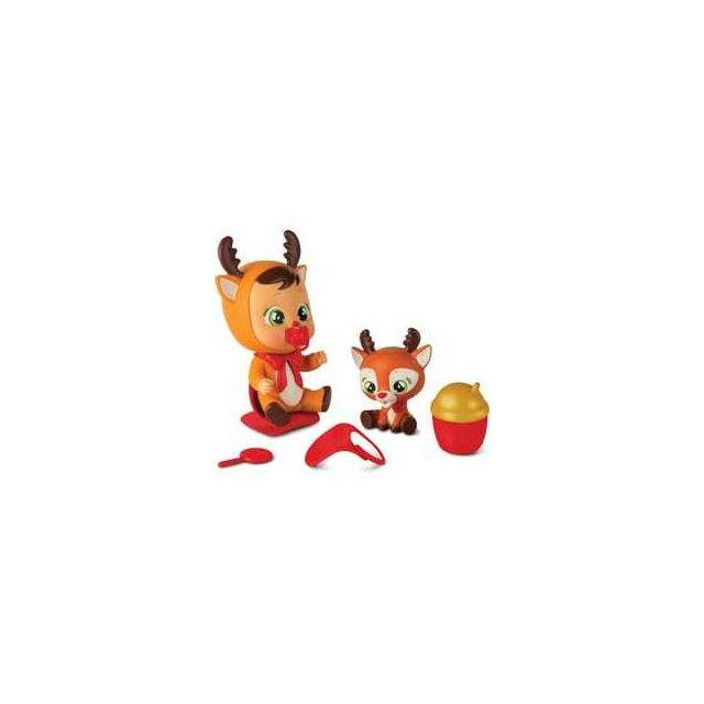 Animal Toys Tears Ruthy Cry Imc Babies Magic Avec Pas dxBoerCW