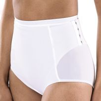 Anita Philips - Culotte gaine ajustable post grossesse Rebelt blanc