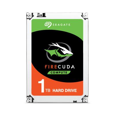 FireCuda 1 To 2.5'' SATA III (6 Gb/s) Cache 64 Mo
