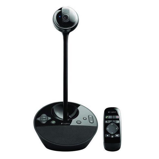 Logitech - Webcam Bcc950