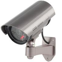 NEDIS - Balle Caméra factice IP44 Gris