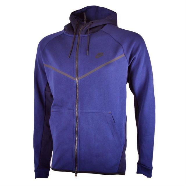 999d119fd0e1 Nike - Veste Tech Fleece Windrunner - 836422-429 - pas cher Achat   Vente  Veste homme - RueDuCommerce
