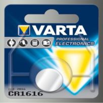 Varta - Batterie Professional electronics Cr1616