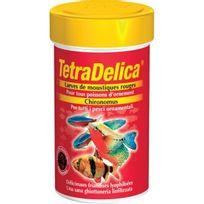 Tetra - delica larves moustiques 100 ml