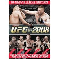 Clear Vision Ltd - Ultimate Fighting Championship - Ufc Best Of 2008 IMPORT Anglais, IMPORT Coffret De 2 Dvd - Edition simple