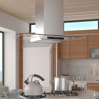 Vidaxl - Hotte aspirante de cuisine pour ilot ultra moderne