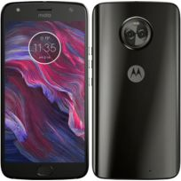 MOTOROLA - Moto X4 - Double SIM - Noir