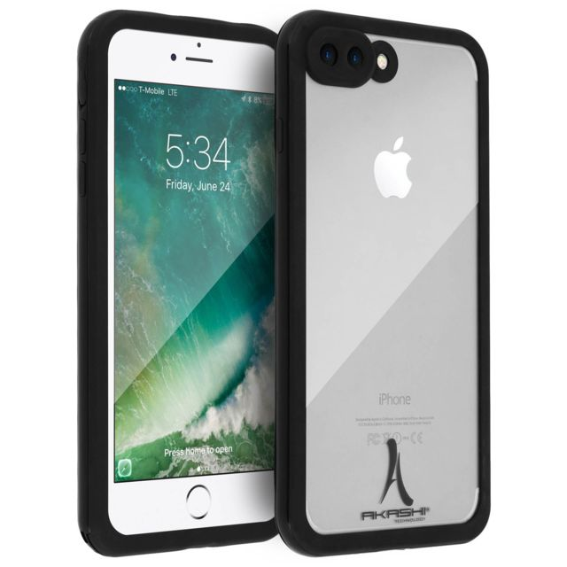 coque iphone 8 tactile