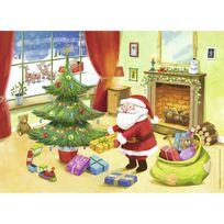 Nathan - Puzzle 45 pièces : Edition Noël : Un Noël animé