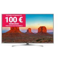 """TV LED UHD 4K 70"""" 177 cm 70UK6950PLA - Silver"""