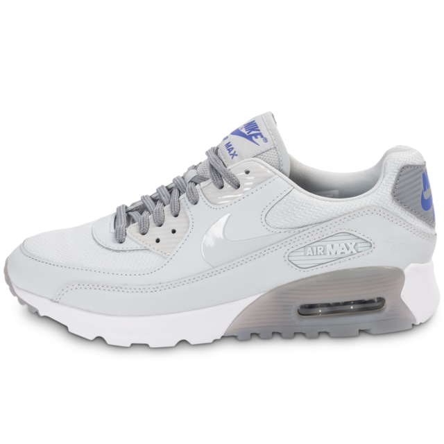 competitive price 21232 c182f Nike - Air Max 90 Ultra Essential Platinum - Baskets Femme