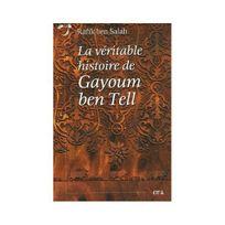 Xenia - La véritable histoire de Gayoum ben Tell