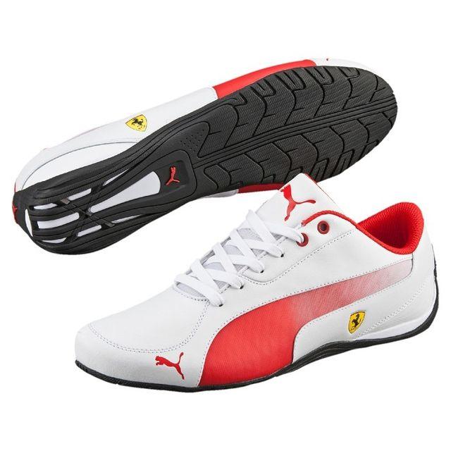 Chaussures PUMA Ferrari F1 Baskets Ferrari AchatVente