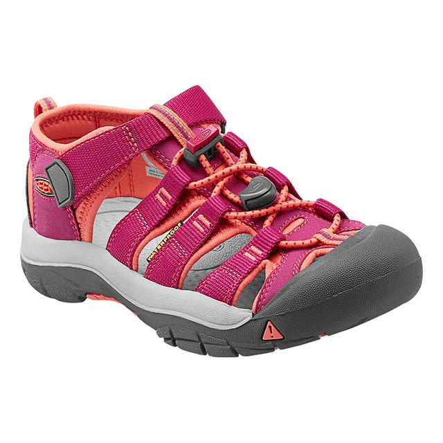 Keen Sandales Newport H2 Very Berry Fusion Coral junior