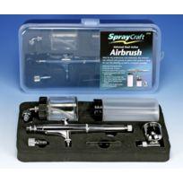 Spraycraft - Kit aérographe double action universel