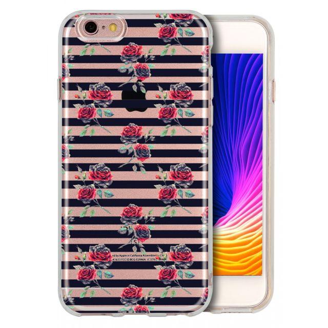 Orijentalna Psihološki Poniznost coque iphone 6s apple rose ...