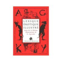 L'ARCHANGE Minotaure - Lexique érotique illustré