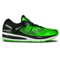 Saucony - Powergrid Triumph Iso 2 Verte Chaussures running
